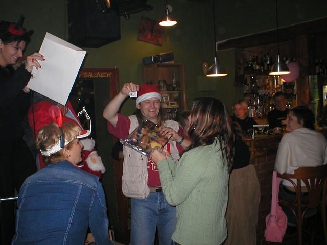 Mikulášská zábava 2004