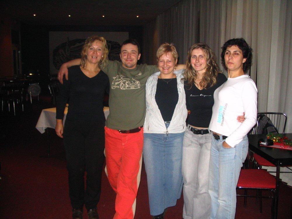 Mikulášská zábava 2006