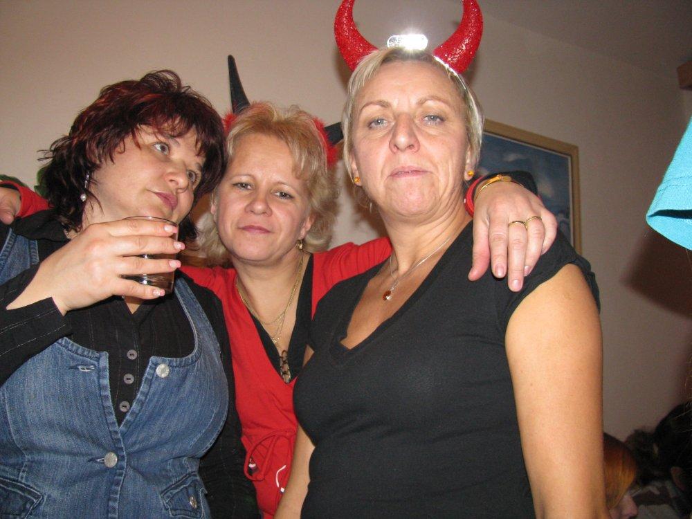 Mikulášská zábava 2008