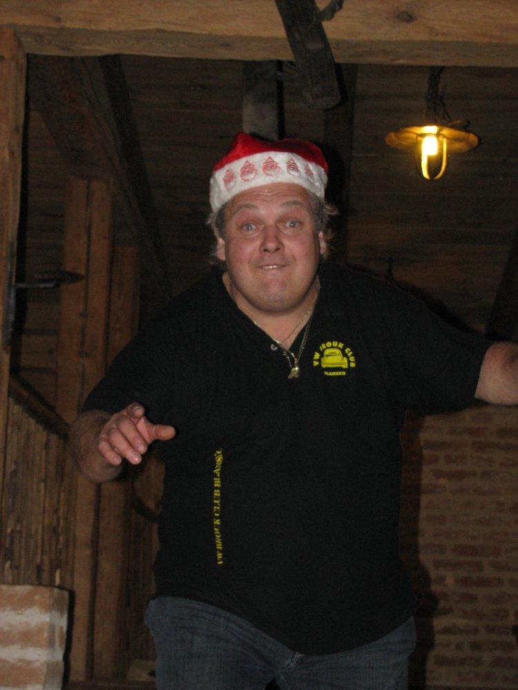 Mikulášská zábava 2009