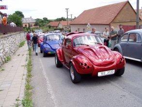 Sraz Blansko 2003, Kemp Baldovec
