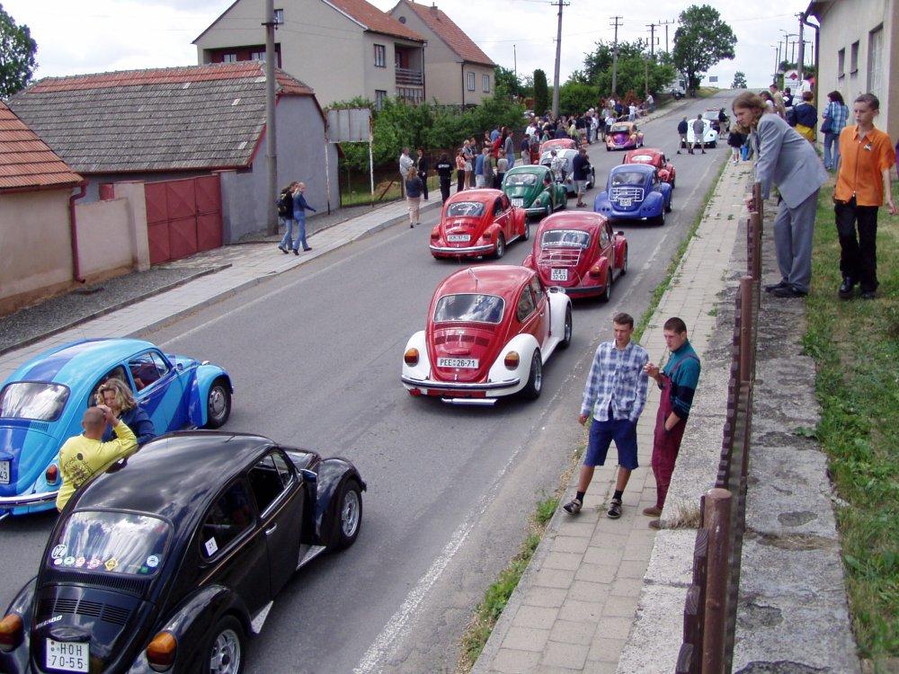 Sraz Blansko 2003