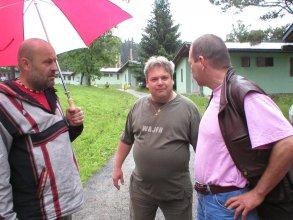 Sraz Blansko 2004, Kemp Baldovec