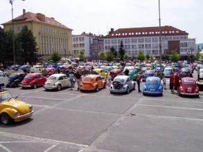 Sraz Blansko 2005, Kemp Baldovec