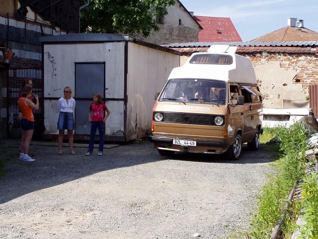 Sraz Blansko 2005