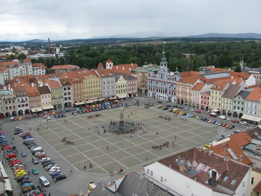 Sraz České Budějovice 2008