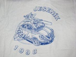 Sraz VW Brouků – Horní Lipová, Jeseník 1998