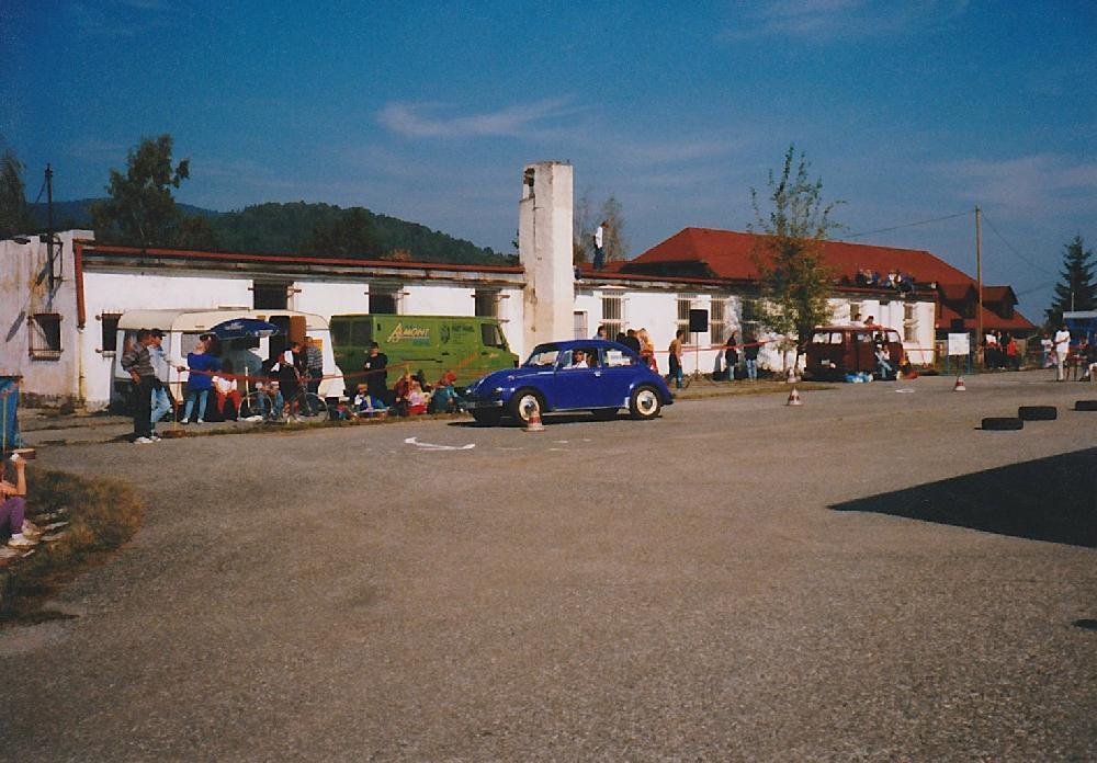 Sraz Jeseník 1998