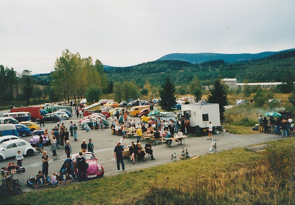 Sraz Jeseník 1999