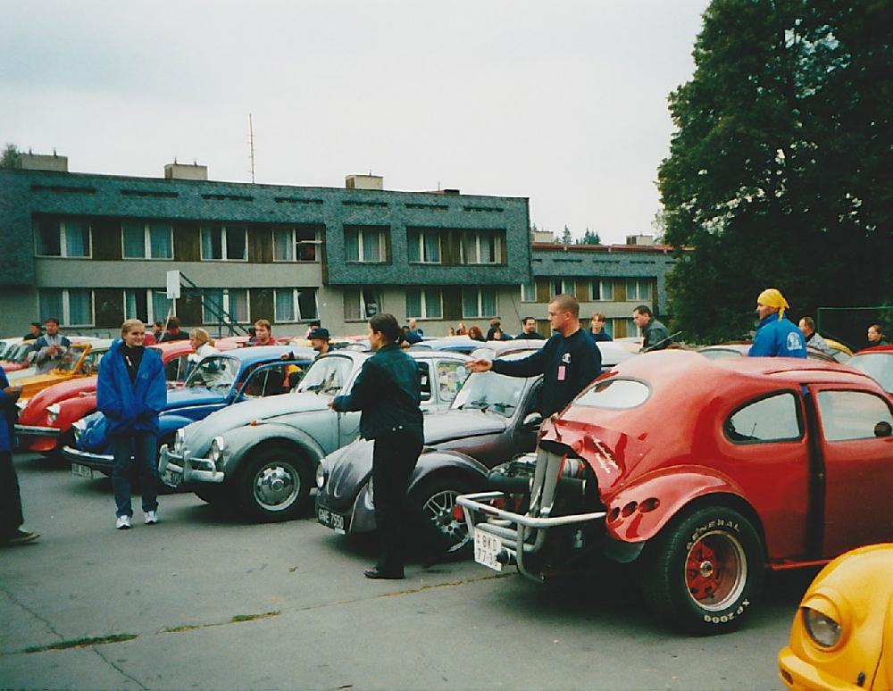 Sraz Jeseník 2000