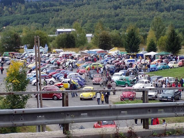 Sraz Jeseník 2004