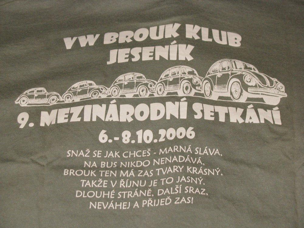 Sraz Jeseník 2006