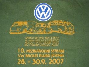 Sraz Jeseník 2007